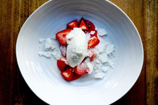 Eton Mess at Isaac At Brighton