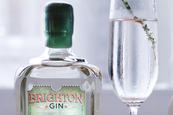 Brighton Gin - sussex suppliers